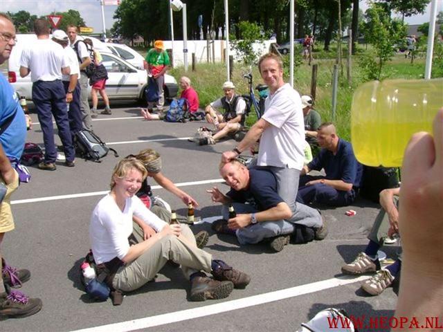 1e dag Amersfoort  40 km  22-06-2007 (37)
