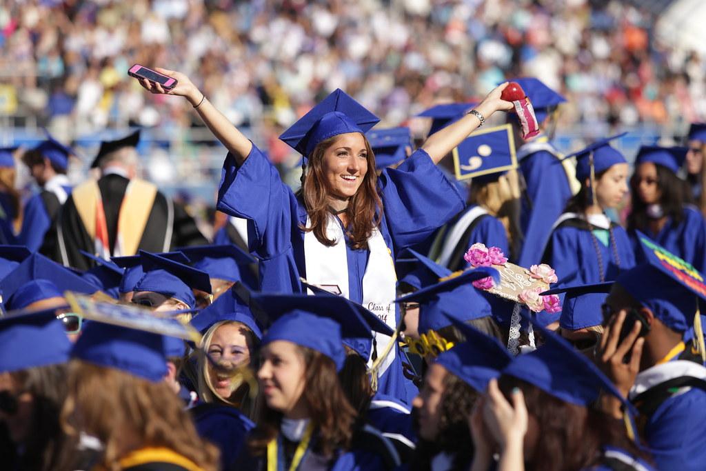 Pushed-back drawbacks: Seniors lament the Memorial Day graduations of yesteryear