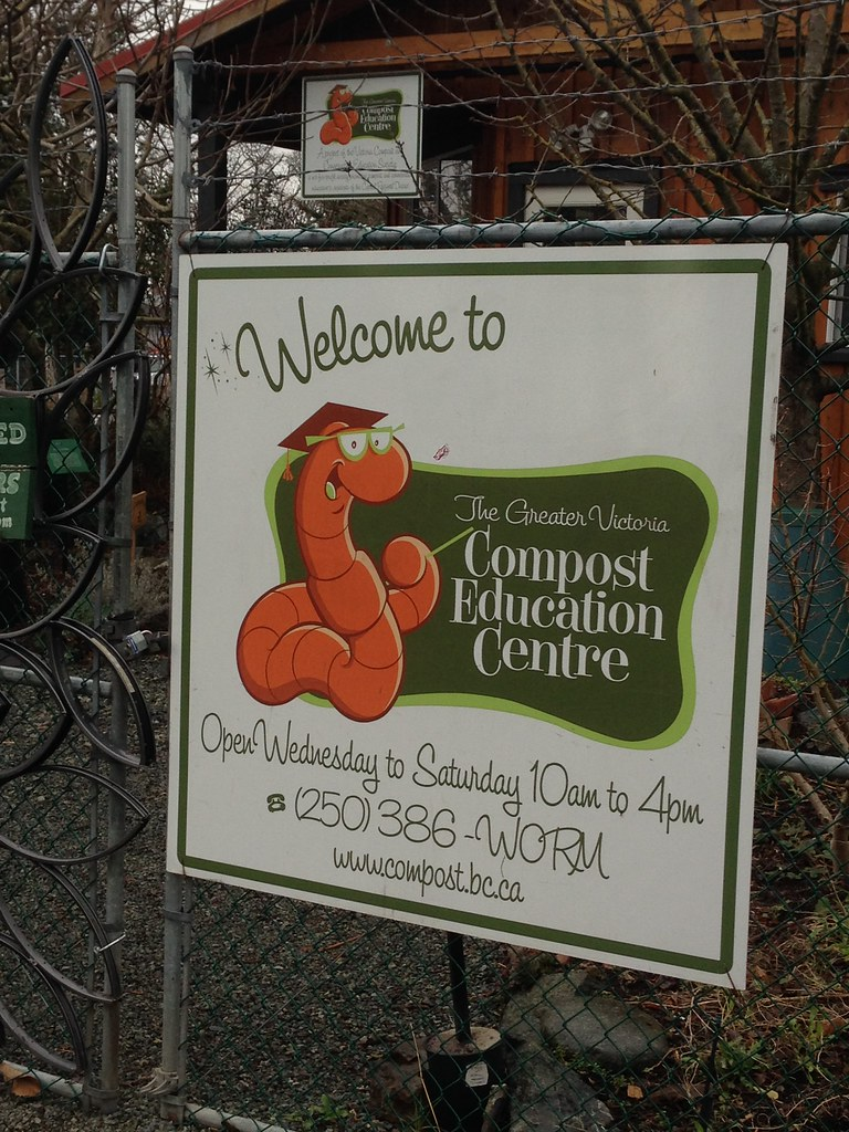 Compost education centre