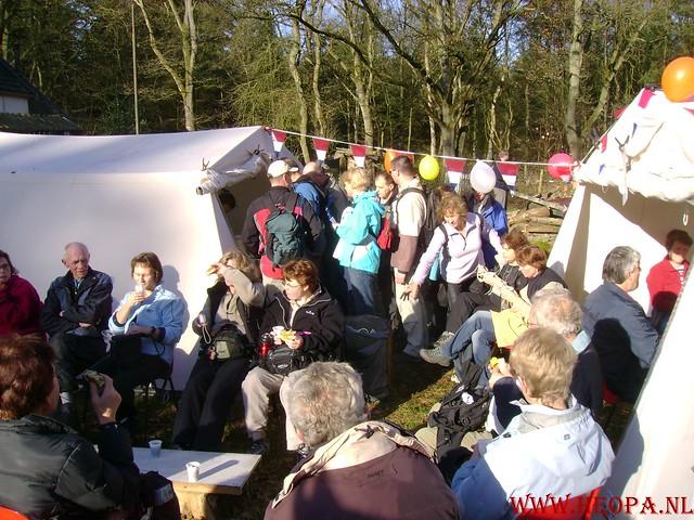 W.S.V.de Trekvogels 09-02-2008 15 Km  Apeldoorn (23)