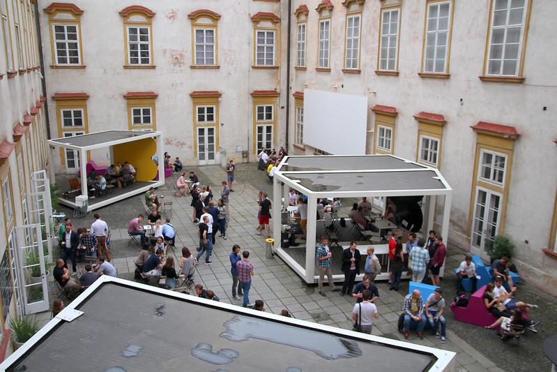 Barcamp Brno 2016 \ Afterparty v MORGALu