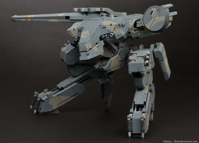 Metal Gear REX - Fin 9