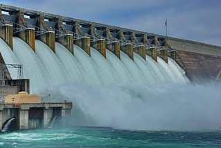 Corps tests Hartwell Dam spillway gates | by U.S. Army Corps of Engineers Savannah District