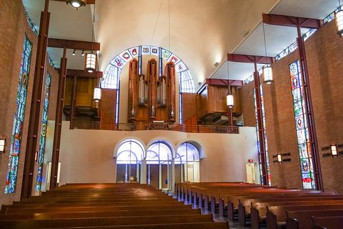 St Martin Evangelical Lutheran Church, Austin   by _jjph