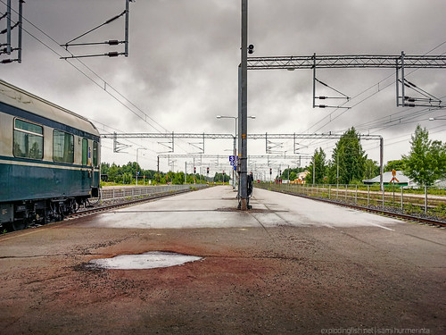 Pieksämäki Station | by Explodingfish