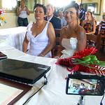 """Premier mariage pour tous en Guyane et premier direct réalisé par notre """"OuebTv"""" à cette occasion. Saint-Laur ent du Maroni - 29/0813 10h.50"""