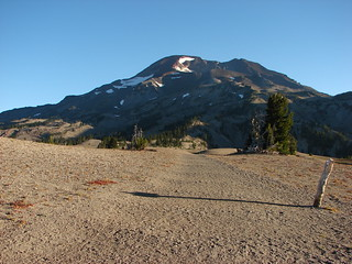 South Sister Climbers Trail