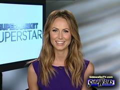 Interview: Stacy Keibler (Supermarket Superstar)