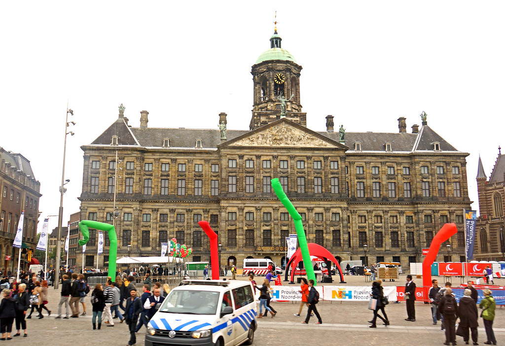 Royal Palace of Amsterdam | Places to visit in Amsterdam