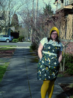 Catnap Dress Contest: Running Errands