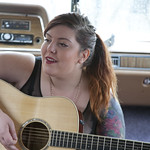 Sat, 15/03/2014 - 12:29pm - Mary Lambert performs 'She Keeps Me Warm' at Hotel San Jose for WFUV. March 15, 2014. Photo by Laura Fedele