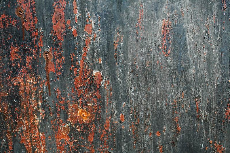 84 Rusty Color Metal texture - 23 # texturepalace