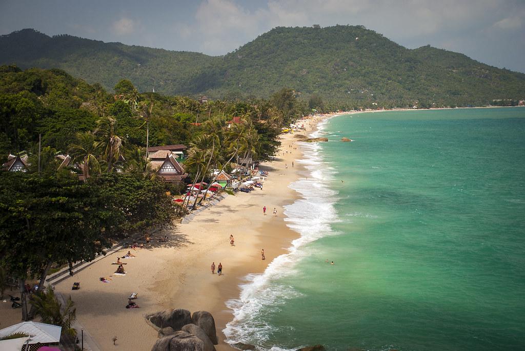 lamai beach, koh samui   irumge   Flickr