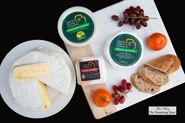 Soft cheeses and Fromage Blanc by Alemar Cheese Company
