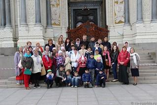 Паломничество в Санкт-Петербургскую митрополию 210