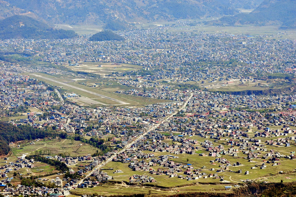 Nepal - Pokhara - Overview | Pokhara (Nepali: पोखरा) is the
