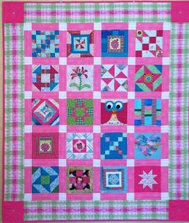 MFB baby quilt