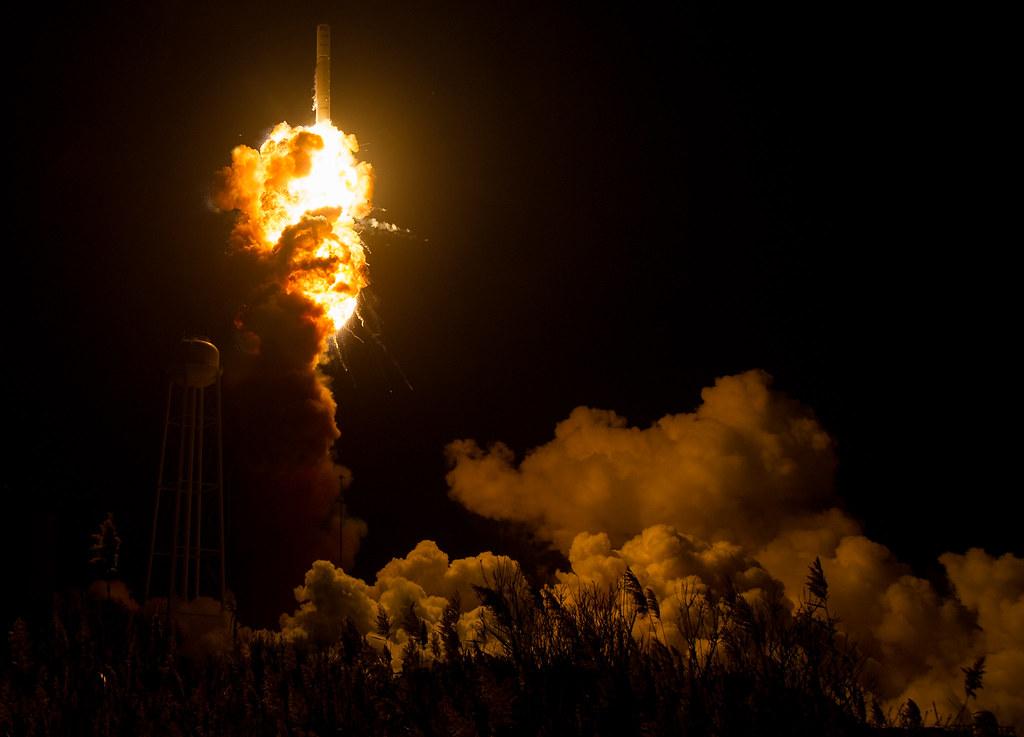 Orbital ATK Antares Launch (201410280030HQ)
