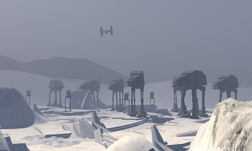 Invaders of Hoth | by Cyn Sweetwater