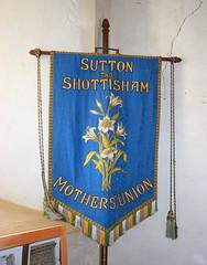 Sutton and Shottisham Mothers' Union