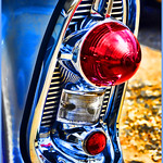 '56 CHEVY TAILLIGHT