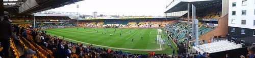 Norwich City v Ipswich Town, Carrow Road, SkyBet Championship, Sunday 26th February 2017 | by CDay86