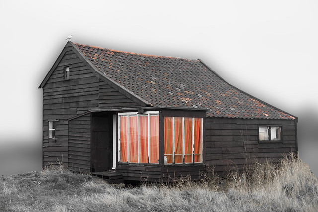walberswick hut