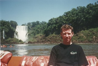 Andy Igacau Falls 1996 - 1