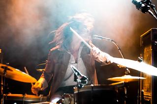 Drummer DeWolff | by Peter vd Ham