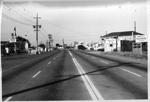 Holman Road, 1959
