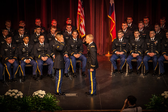 Army ROTC Commissioning