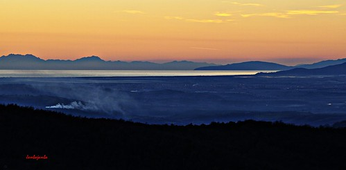 sunset italy panorama landscape italia tramonto eu tuscany cana toscana grosseto maremma castiglionedellapescaia paese roccalbegna paesaggiomaremmano nikond5000 jambojambo maremmacountryside idiciottopassi paolafargion