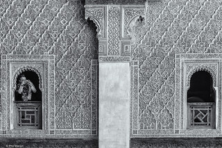 Ali Ben Youssef Medersa - Marrakech, Morocco | by Phil Marion (173 million views - THANKS)