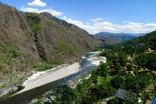 india river mandi beas himachalpradesh