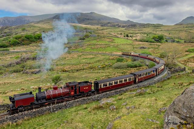 Welsh Highland Railway ....
