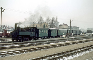 90. Gmünd Schmalspurbahnhof, Österreich