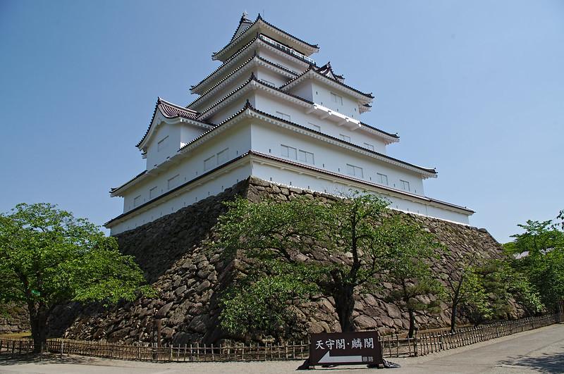 Tsuruga-jo