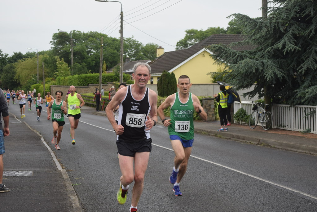 Finish: Dunshaughlin 10KM 2016