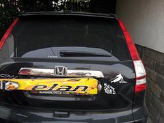 Honda + Elan + Snow