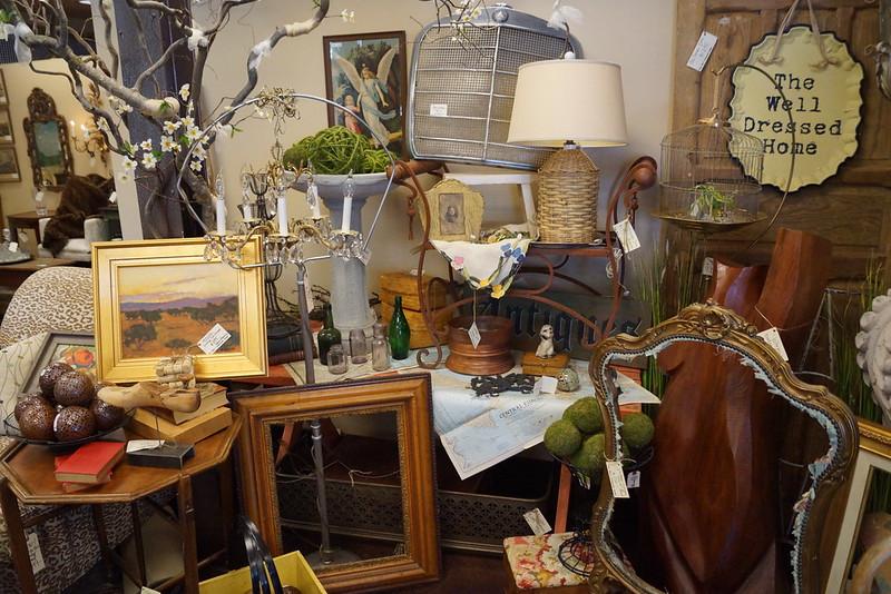 Haystack Antiques 144 105th Avenue Northeast Bellevue, WA