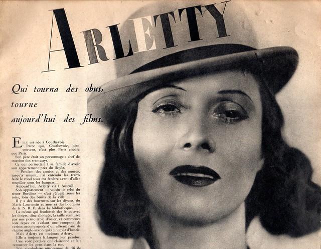 The 1930s-1938 Cinemonde