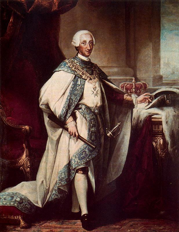 foto de Maella, Mariano Salvador (1739-1819) - 1700s Portrait of C… | Flickr