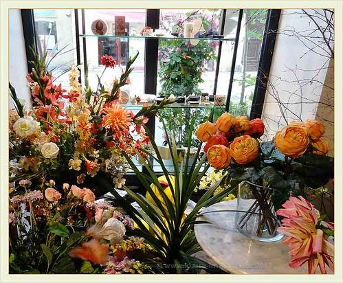 Florales Handwerk (Blumen Pridt)   2013-05   by Klasse im Garten