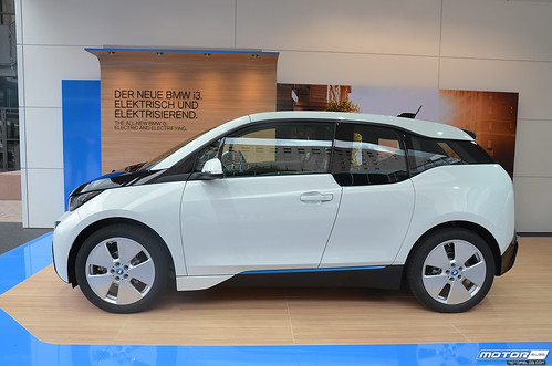 IAA 2013: BMW i3 | by motorblog