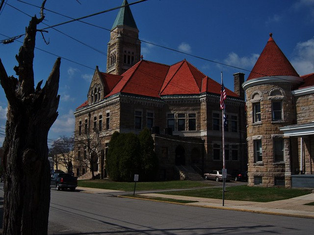 Randolph County Courthouse and Jail