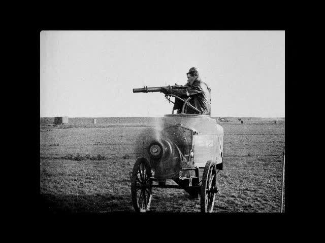 1918 Britiske Marineflyvere