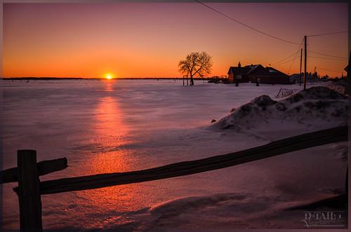 winter sky sun snow nature sunrise landscape nikon flickr d7000 fineplatinum dtailvision