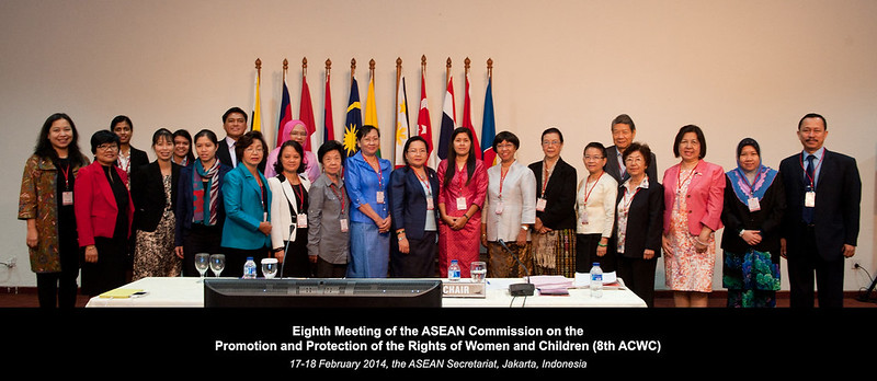 the 8th ACWC Meeting and Related Meetings