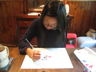 Alphabet Painting Project for 4-H | by Pictures by Ann