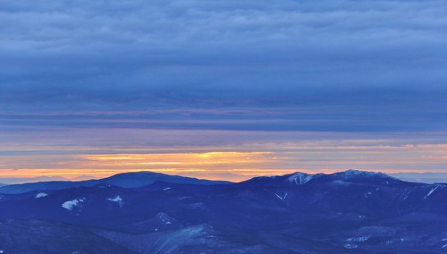 new winter sunset mountain snow mountains southwest color colour washington lafayette mt view cloudy jan january peak overcast nh franconia hampshire mount vista peaks range 2015